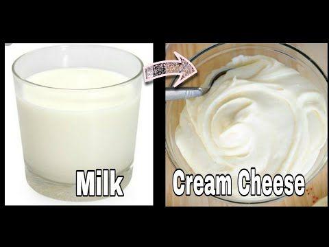 دستور تهیه پنیر خامه ای خانگی
