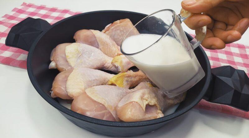 از این به بعد فقط به این روش مرغ درست می کنم