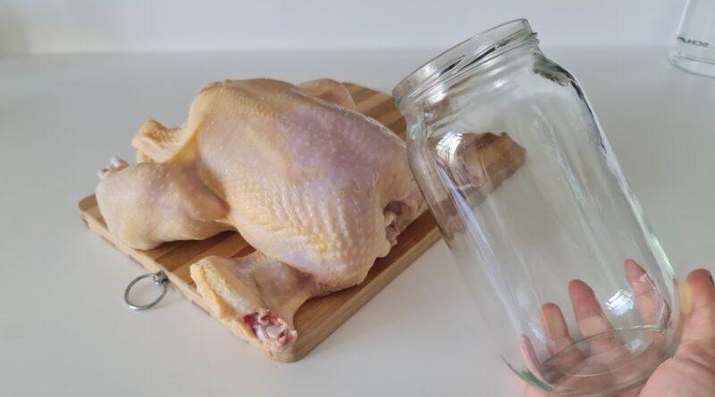 طرز تهیه مرغ سوخاری کامل به روشی جدید