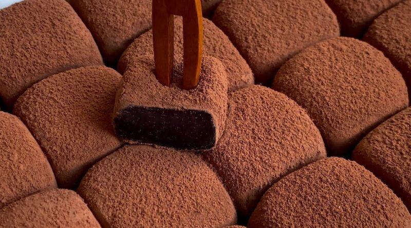 آموزش ساده ساخت شکلات با شیر غلیظ شده خانگی