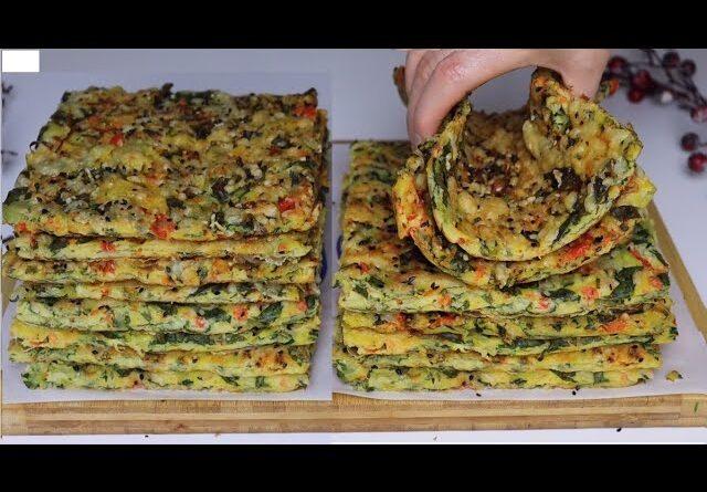 چرا دستور این غذا را پیش از این نمی دانستم؟ غذای ساده و ارزان در 5 دقیقه/ آموزش آشپزی ترکیه ای با ترجمه