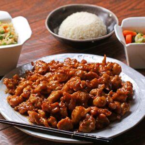 مرغ سوخاری با سس پرتغالی ملس/ خوشمزه ترین غذا با مرغ