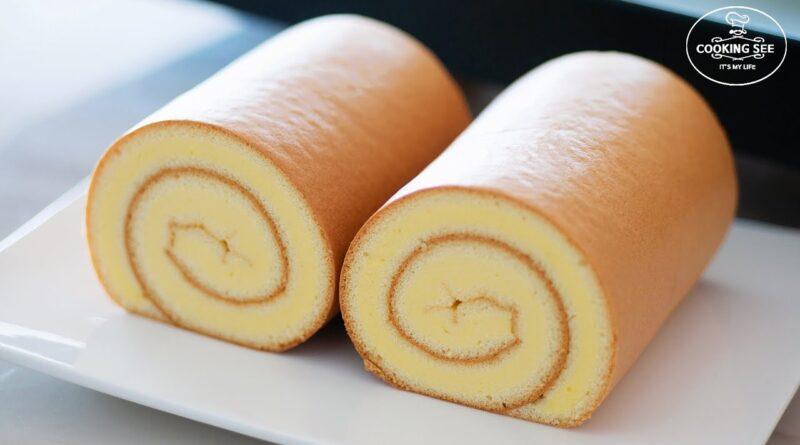 بهترین روش پخت کیک رولتی سوییسی
