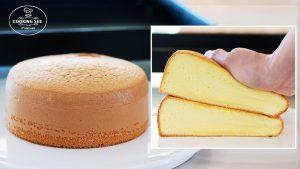 بهترین روش پخت کیک اسفنجی وانیلی