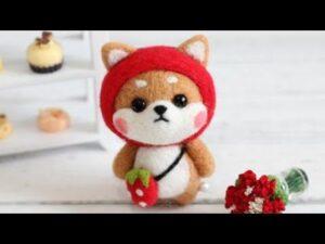 آموزش ساخت عروسک گربه فانتزی