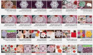 کانال آموزشی NotikaLand crochet and knitting