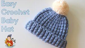 آموزش بافت کلاه قلاب بافی کشبافت مناسب برای مبتدیان