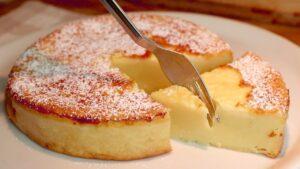 طرز تهیه کیک شیری فوق العاده کرمی و نرم