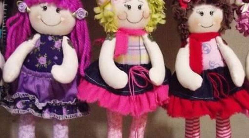 معرفی کانال های برتر آموزش هنر در یوتیوب: کانال آموزش عروسک سازی Angel Siqueira