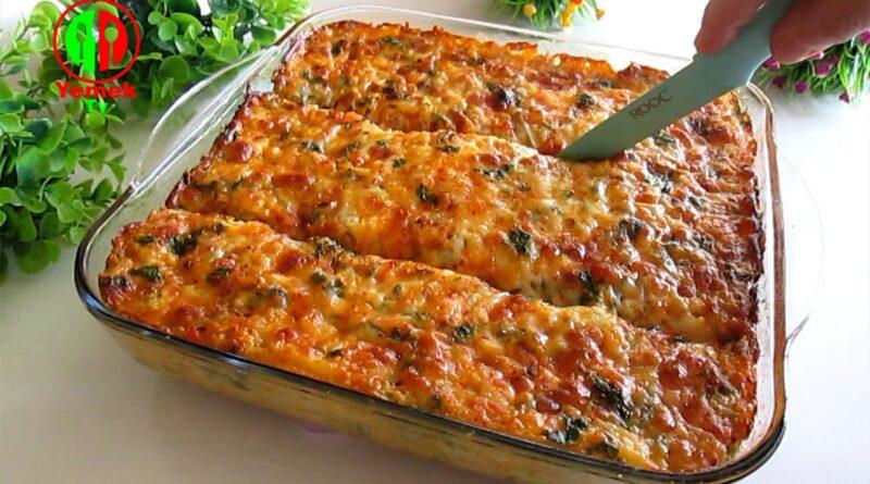 غذایی که با خوردن آن لاغر می شوید/ غذای رژیمی با کلم/ آموزش آشپزی ترکیه ای با ترجمه