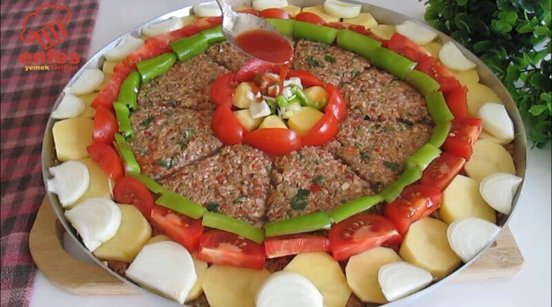 دستور پخت ساده و خوشمزه برای کباب ترکی که تا به حال امتحان نکردید/ آموزش آشپزی ترکیه ای با ترجمه