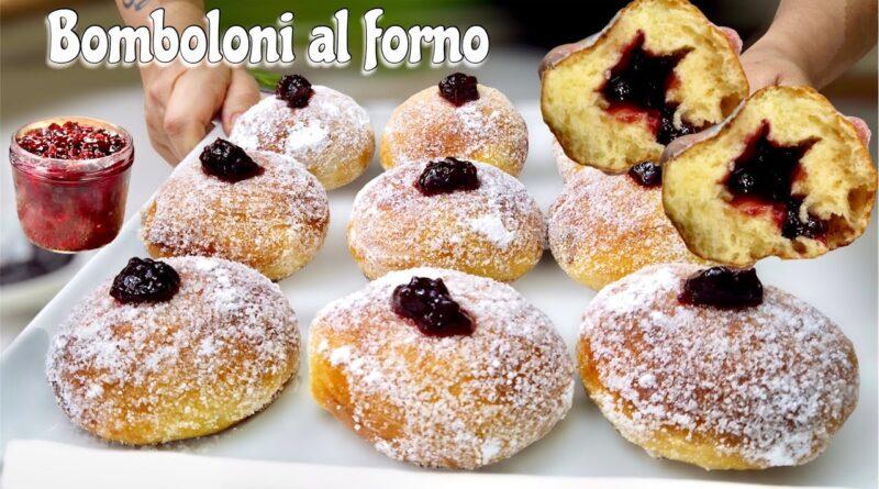 طرز تهیه بمبولونی پیراشکی خوشمزه ایتالیایی/ آموزش بهترین های آشپزی بین الملل با ترجمه کامل