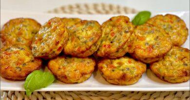 دو عدد هویج، 1 پیاز و 4 تخم مرغ/ شامی که در چند دقیقه حاضر می شود!/ آموزش آشپزی ملل با ترجمه کامل